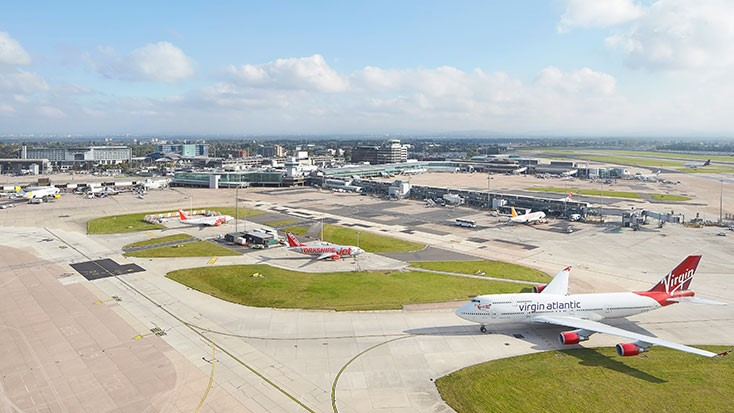 New flights for 2022 from Manchester airport