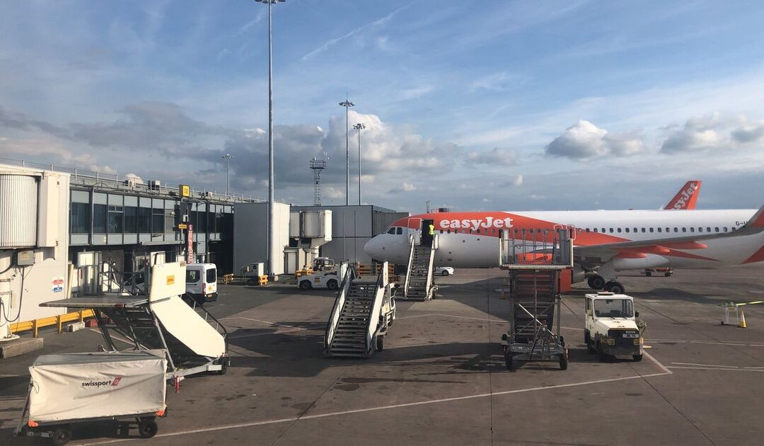 The quietest time to fly from Manchester airport