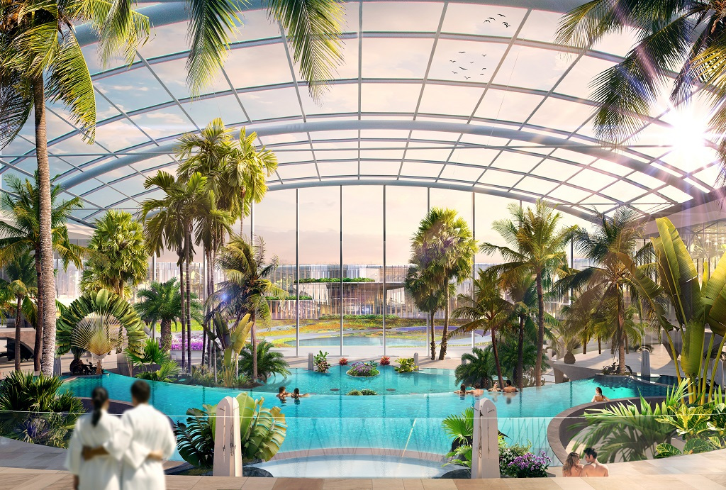 Waterparks near Manchester